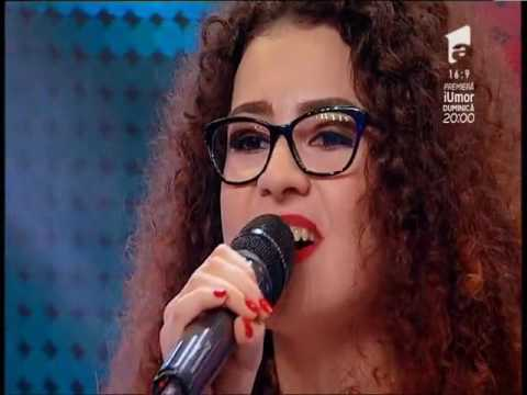 Emeli Sandé - My Kind Of Love. Vezi interpretarea Elenei Mălina Paraschiv, la X Factor!