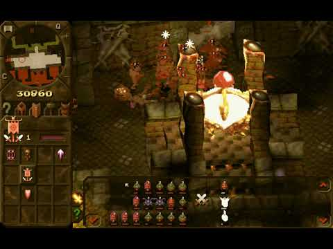 Dungeon Keeper (Level 4: Flowerhat) (Bullfrog Productions) (MS-DOS) [1997] [PC Longplay]