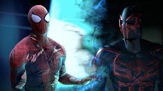 SPIDER-MAN edge of time GMV