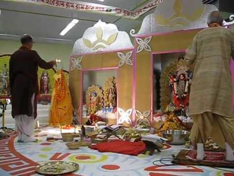 Dashami Durga Puja @ Bangladesh Canada Hindu Mandir