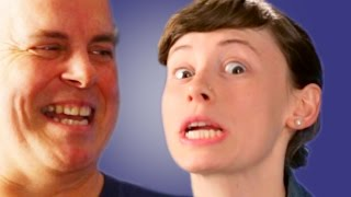 Dads And Daughters Imitate Each Other
