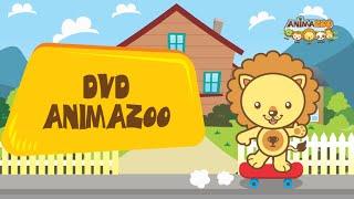 Canções Infantis - Turminha do Animazoo - Trailer Oficial DVD - Vol. 1