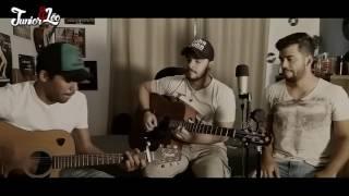 Se é pra chorar eu choro - Lucas Reis e Thácio #osmiodobrasil ( Junior e Léo ) cover