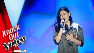 พิม - อยากให้รู้ว่าเหงา - Knock Out - The Voice Thailand 2018 - 14 Jan 2019