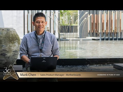 Humans of ASUS feat. Mark Chen