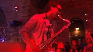I Follow Rivers - Saxophone Live Performance