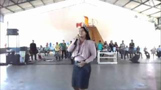 Lucely Uchoa-Precisa ter fé(UMADEPAN)