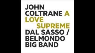 Dal Sasso/Belmondo Big Band — John Coltrane: A LOVE SUPREME [trailer]