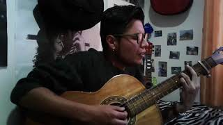 Cover Lágrima - Nanpa Básico. Jonathan Parada