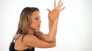 How to Do an Eagle Pose (Garudasana)   Yoga