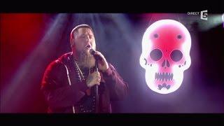"""Rag'N'Bone Man, en Live, avec """"Human"""" -  C à vous - 17/10/2016"""