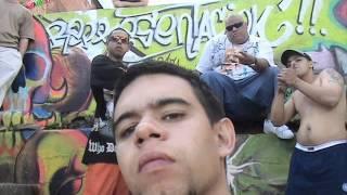 azarando la plaza - caña brava ft kiño (Letra)