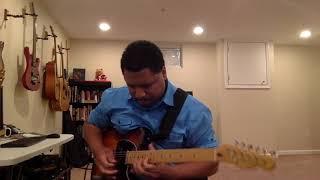 Tasha Cobbs Leonard - Your Spirit Guitar Solo
