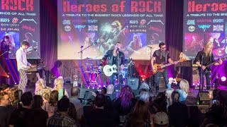 Heroes Of Rock - A Tribute to the biggest Legends of ROCK & METAL