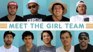 Pretty Sweet Tour: Meet the Girl Team width=