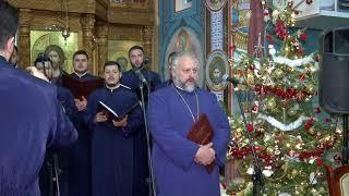 """Corala """"Armonia"""" - Concert de colinde la biserica """"Sfantul Nicolae"""" din Zalau, 9 decembrie 2017"""