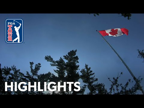 Highlights | Round 1 | RBC Canadian Open 2019