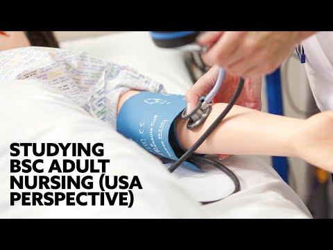 Studying BSc Adult Nursing - A USA Student Perspective