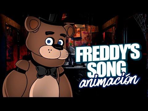 Freddys Song Animacion La Cancion De Freddy De Five Nights At Freddys Animation By Foxy294 Chords Chordify
