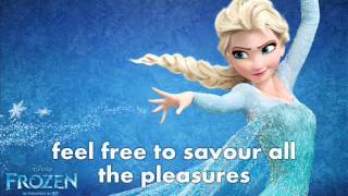 [Malay Ver]Frozen-Let It Go (Bebaskan) with English translation