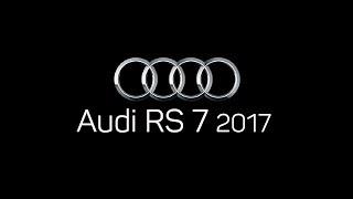 Audi RS 7 2017 (видео Ауди RS 7 - панорама)