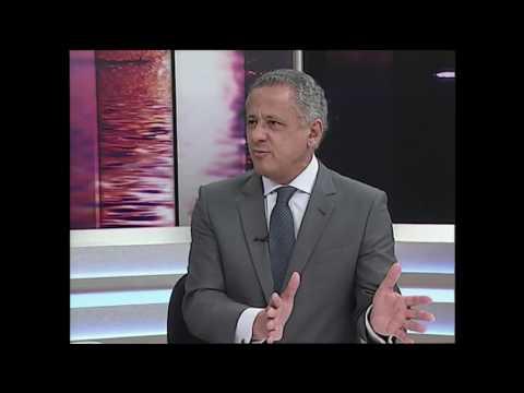 ROSELI ISIDORO E DRA. MARIA LETICIA NO JOGO DO PODER (13/11/16)