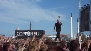 DROPKICK MURPHYS - I'm Shipping Up To Boston live in Copenhagen 23 June 2016 Copenhell