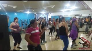 """SEXY DALE"" - DIOSA CANALES - Coreografía por JOHAFITNESS FREE DANCE"