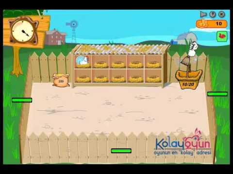 Çiftlik Oyunları - Yumurta Üretimi