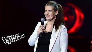 """Asia Banaszkiewicz - """"Turning Tables"""" - Przesłuchania w Ciemno - The Voice of Poland 8"""