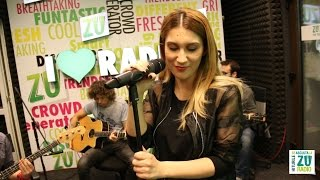 Adda - Nu plange Ana (Live la Radio ZU)