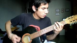 ACDC-THE JACK GUITAR COVER (ACOUSTIC)
