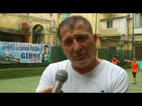 """Video: Progetto P.I.T.E.R.: Paola Musella e Paola Testa intervistano Franco Di Martino """"Asd Sporting Club Cavour"""", rione Sanità di Napoli"""