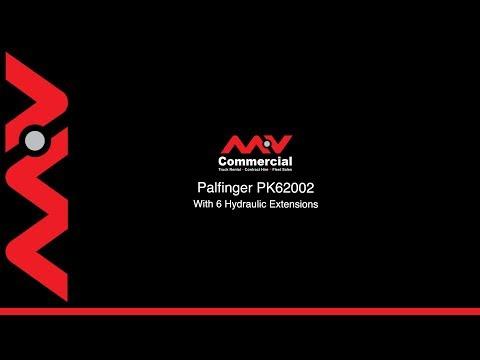 MV Commercial Palfinger PK62002