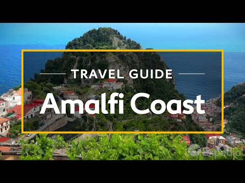 Amalfi Coast Vacation Travel Guide 阿瑪菲海岸旅遊介紹   Expedia - YouTube