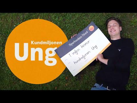 Kundmiljonen Ung med Emil Hansius