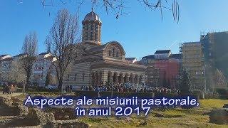 Arhiepiscopia Targovistei Aspecte ale misiunii pastorale in anul  2017