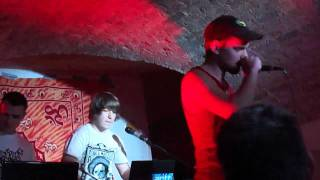 Atohm Sound - Caveau Jacques Higelin