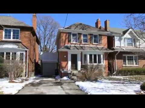 (Sold!) Sunfilled detached 3 bdrm | South Leaside, Toronto | Bonnie Byford R.E.