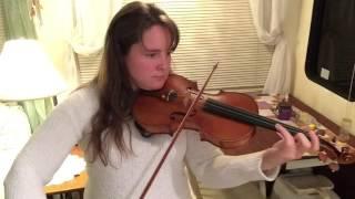 Violin Serenade by Schubert, Violin & Piano