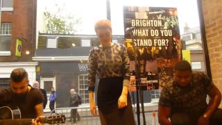 Chloe Howl - Disappointed (HD) - Dr Martens, Brighton - 08.05.14
