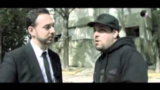 Sam the Kid e o Rapper de Cascais