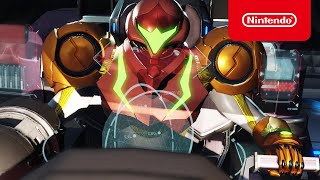 Metroid Dread \'Another Glimpse of Dread\' trailer