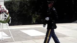 VIDEO - This Is What Happens When You Disrespect the Tomb of the Unknowns!