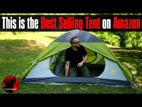 This is the BEST SELLING BACKPACKING TENT on AMAZON - MountainSmith Morrison 2 Tent - First Look