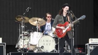 James Bay Best Fake Smile Rock In Rio Las Vegas 2015