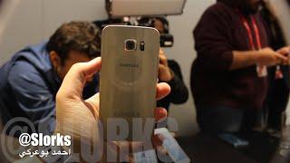 نظرة خاصة وحصرية من سامسونج على جهاز Samsung Galaxy S6 & S6 Edge