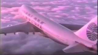 Up Up and Away by Fifth Dimension for The Late Pan-AM '70's CM