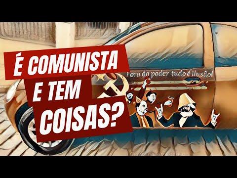 É comunista e tem coisas? - a falácia do SOCIALISTA DE IPHONE