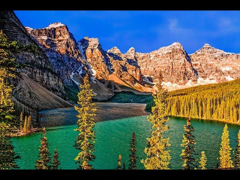 Most Beautiful Lakes Around The World 2019 HD